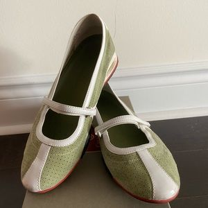 Cole Haan Mary Janes with Nike air